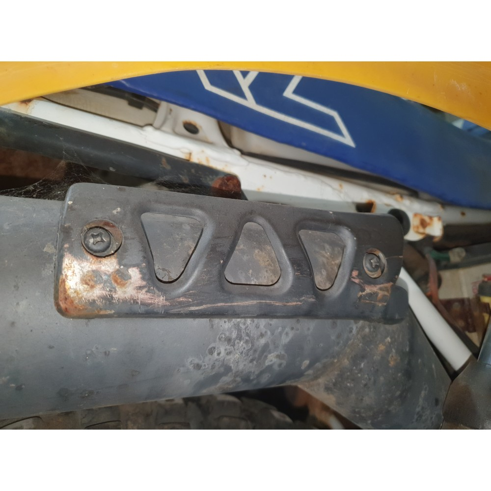 XL250R - Heat Shield