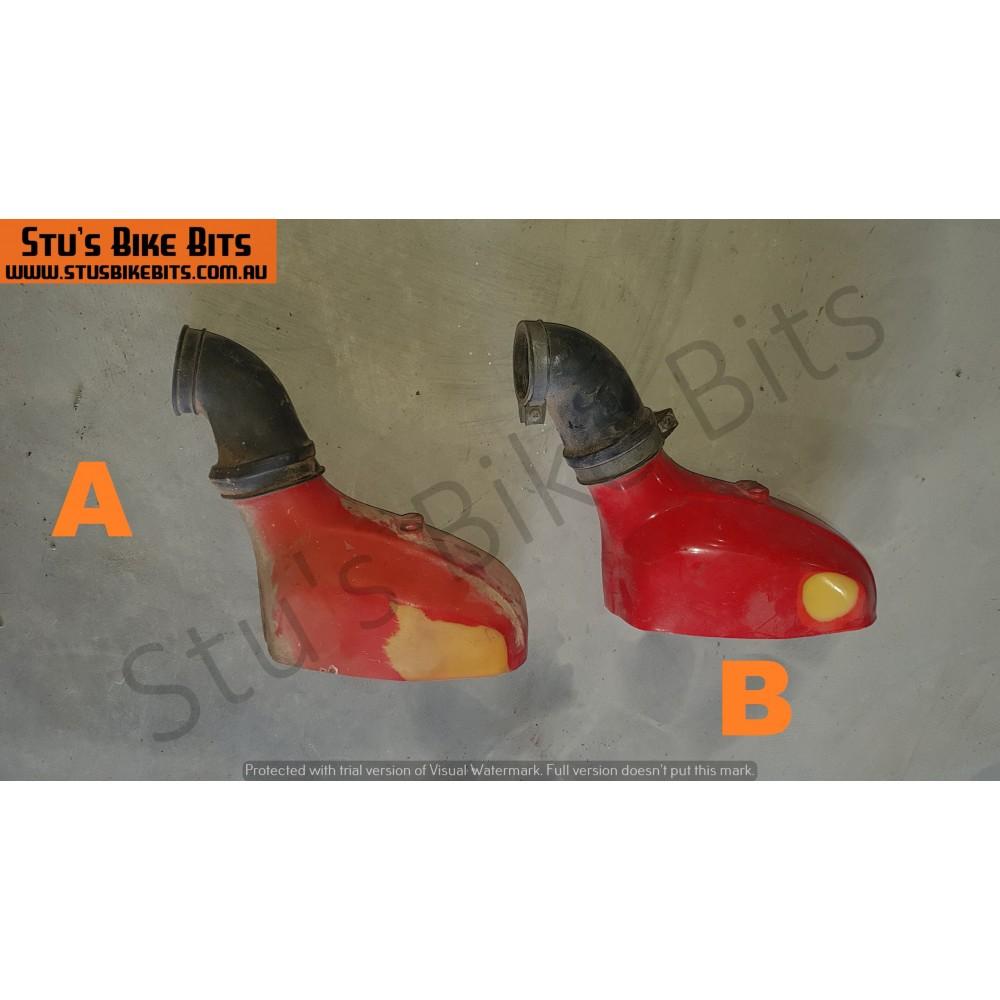 CT110 - Rear air box cover