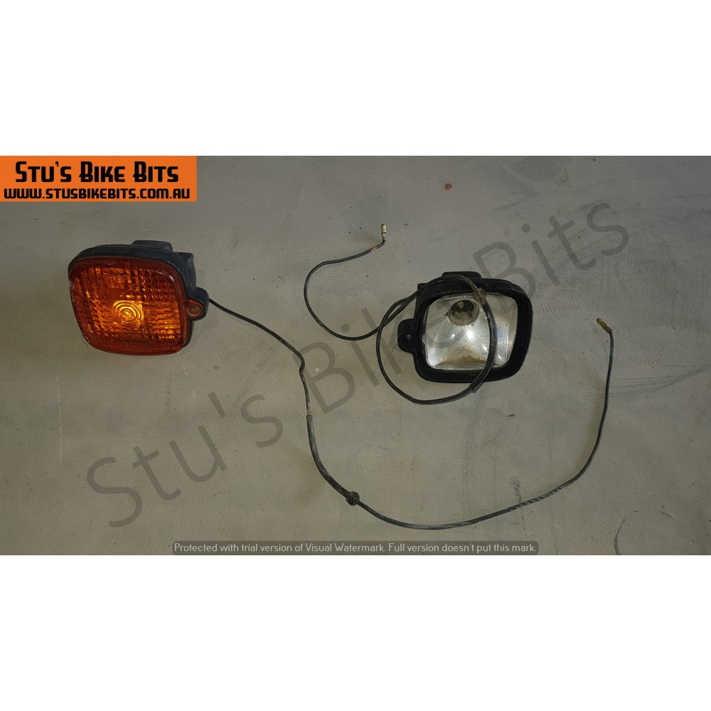 CT110 - Old style indicators