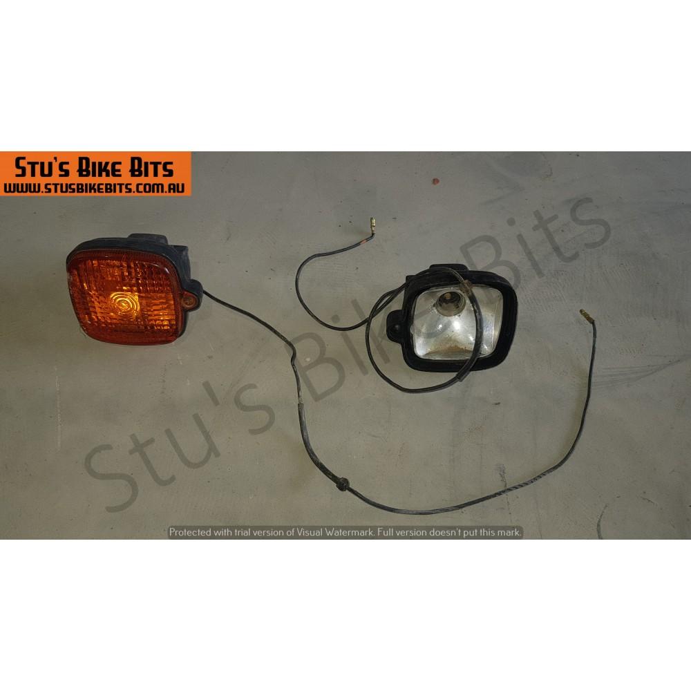 CT110 - Old style indicators