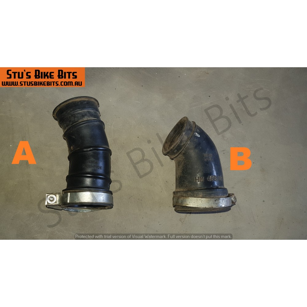 CT110 - Air box hose