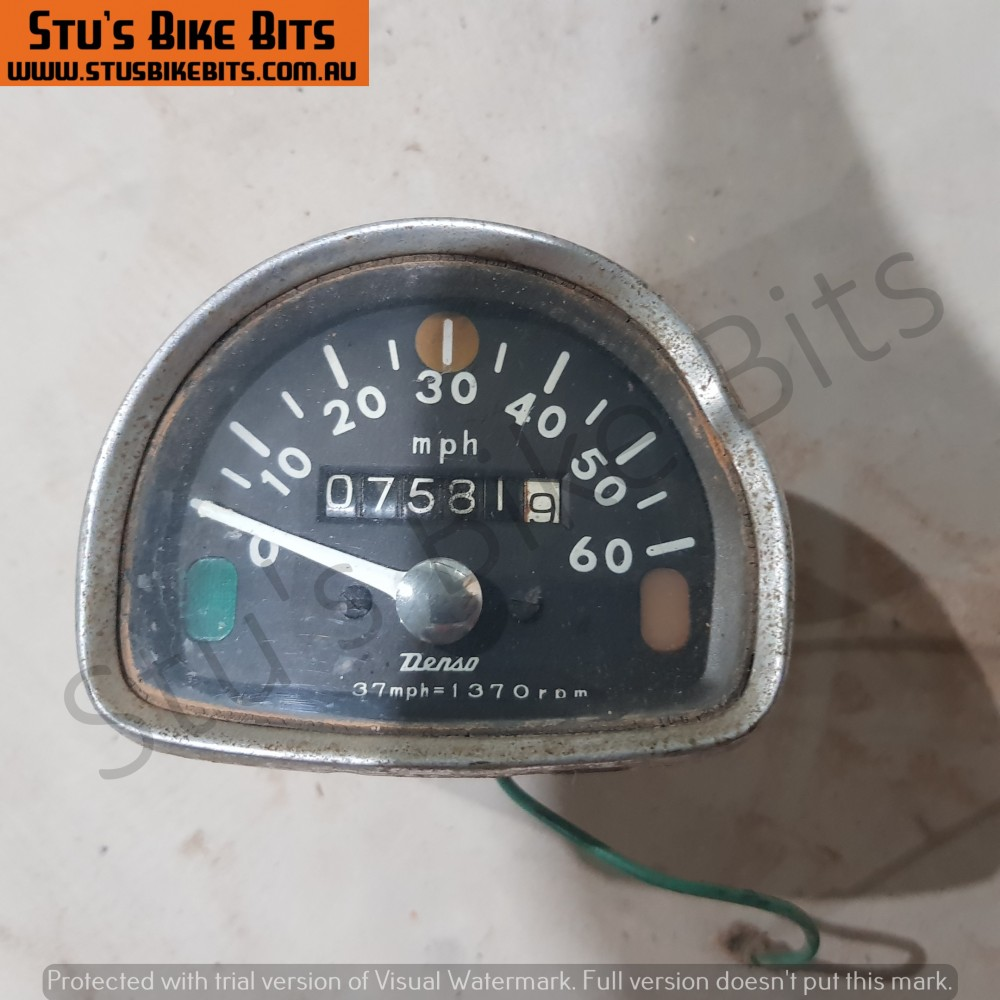 CT90 - Speedometer