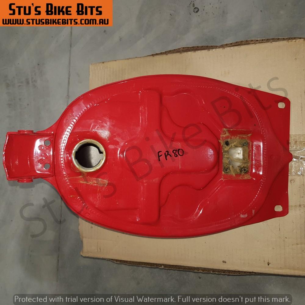 FR80 - Petrol Tank Fuel Tank Red NOS