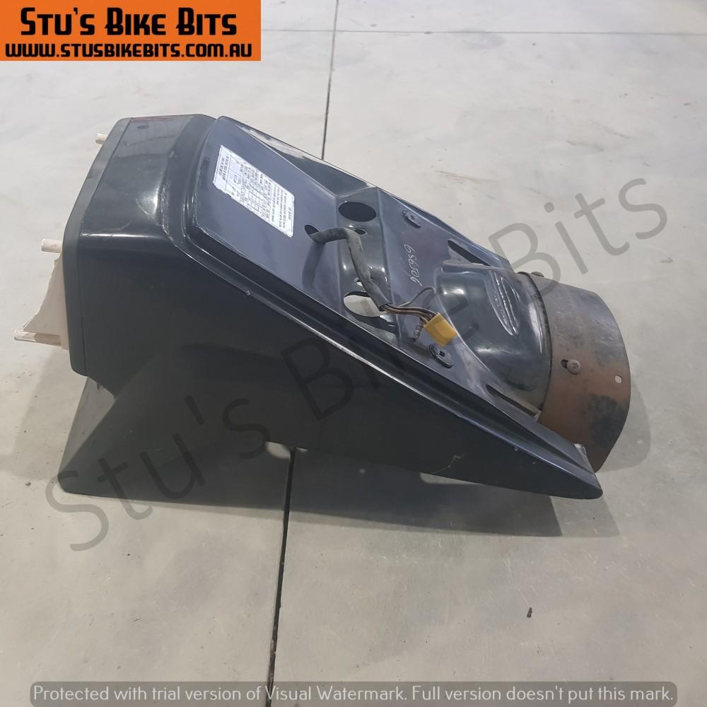 GS650G - Katana Rear Duck Tail Fairing