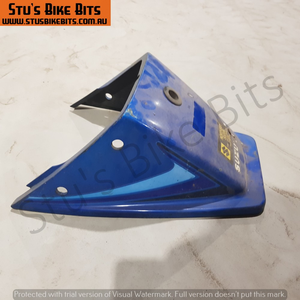 GSX250 - Rear ducktail fairing BLUE