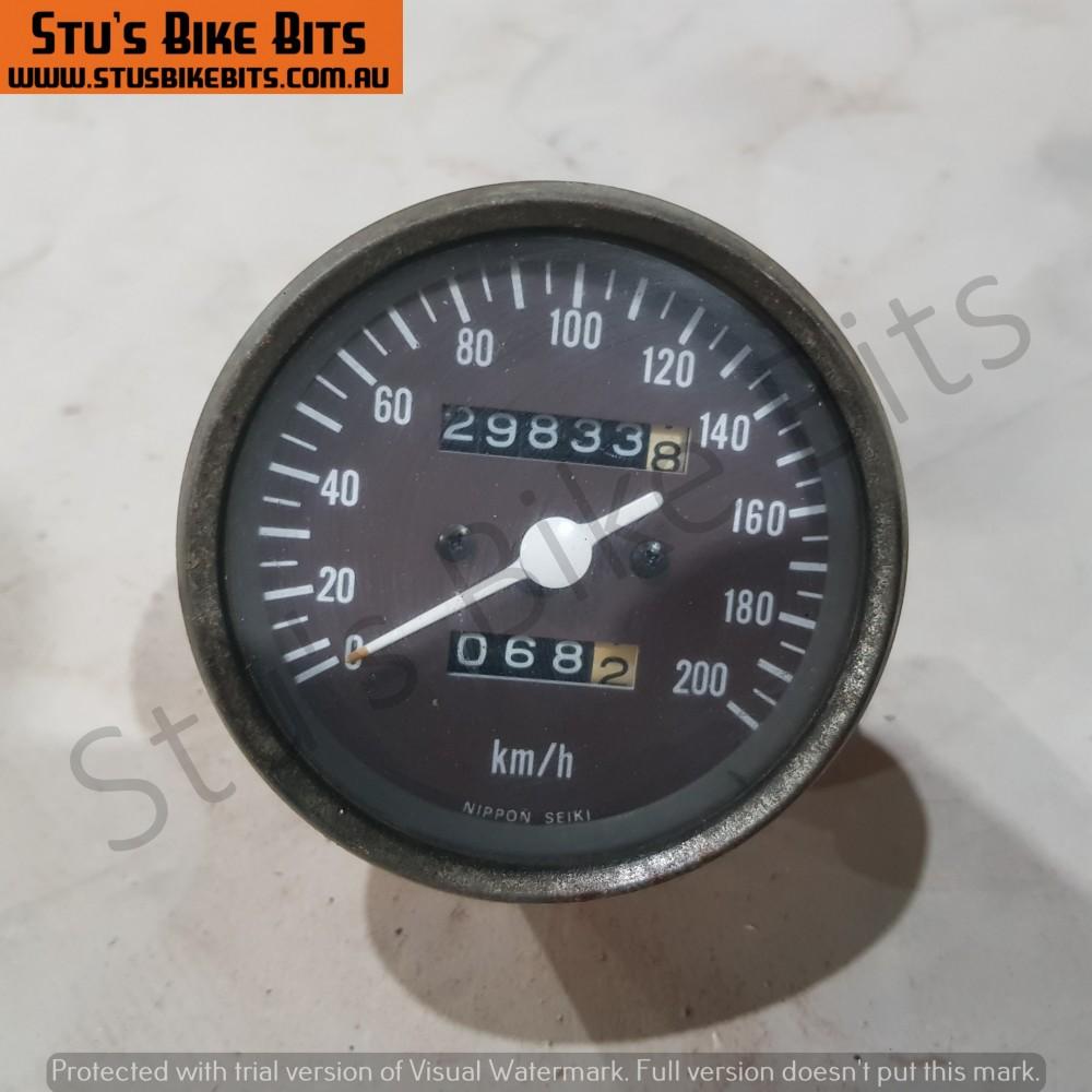 GSX250 - Speedometer