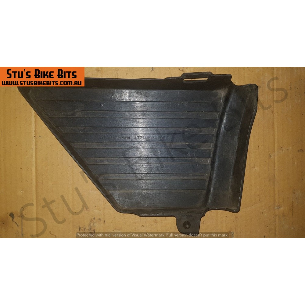 GSX400 - LH Side Cover