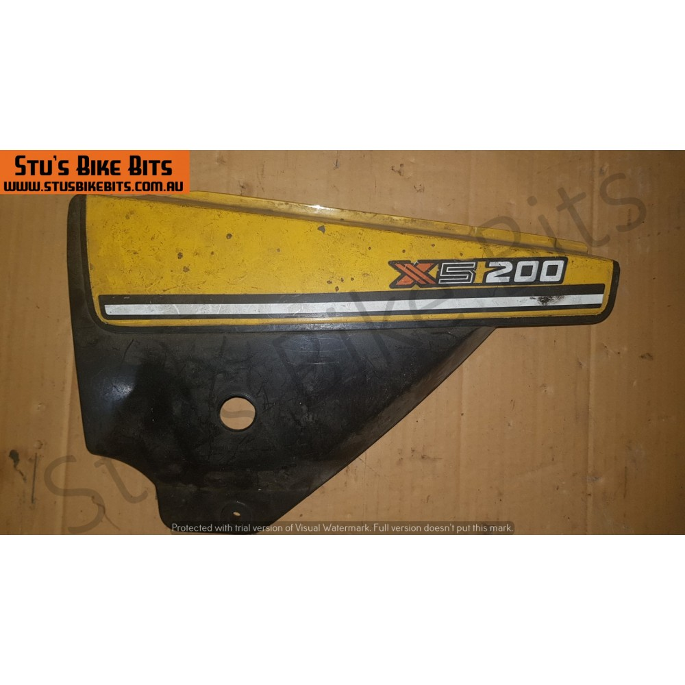 GT200 X5 LH Side Cover