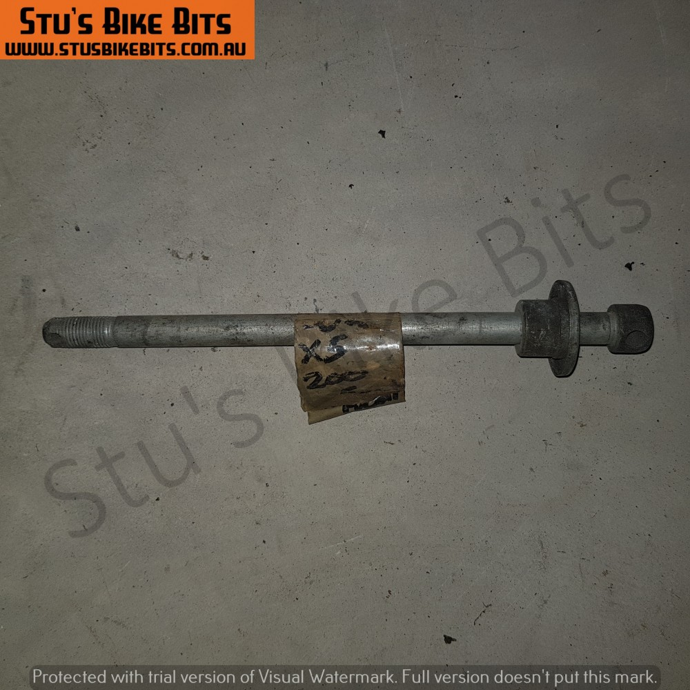 GT200 X5 - Front Axle