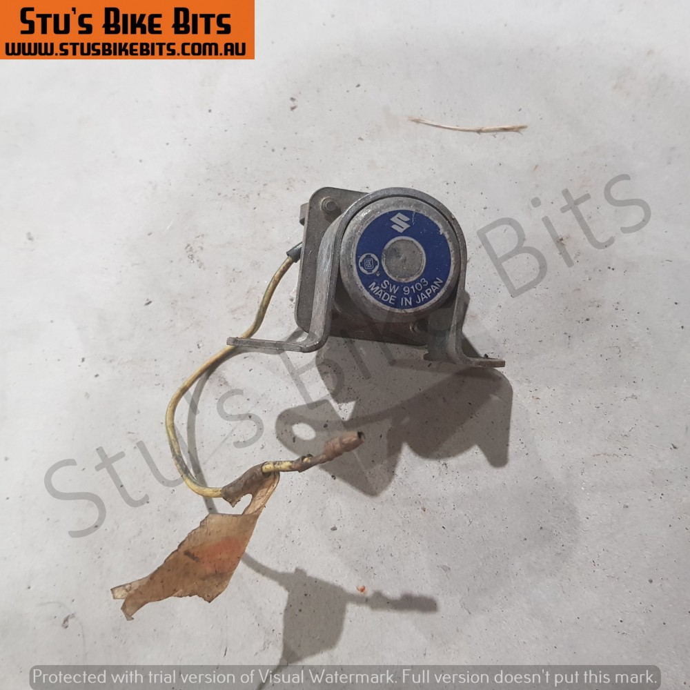 GT550 - Starter Solenoid