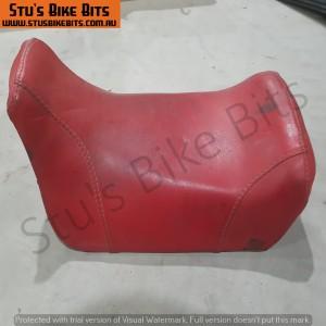 RG250 - Rider Seat Red