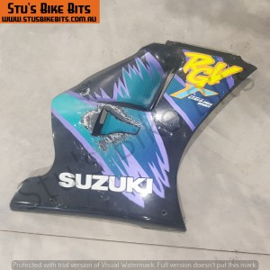 RGV250 VJ22B - RH Fairing Damaged