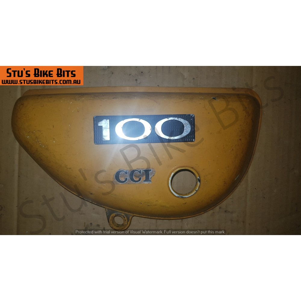 TS100 - RH Side Cover