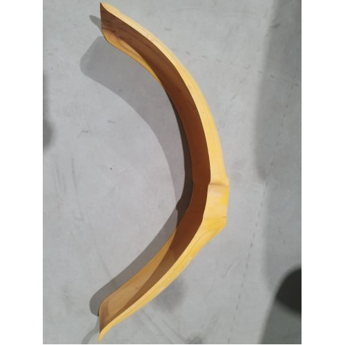 TS185 - Front Fender Yellow Plastic 1976