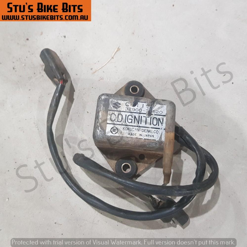 TS185/TS250 - CDI