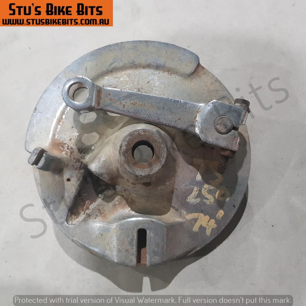 TS250 - Front Brake Hub