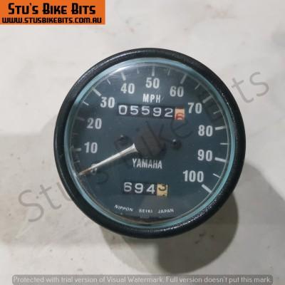 DT125 - Speedometer