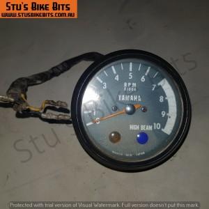 DT250/DT400 - Tachometer