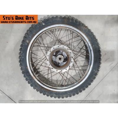 GT80 - Front Wheel
