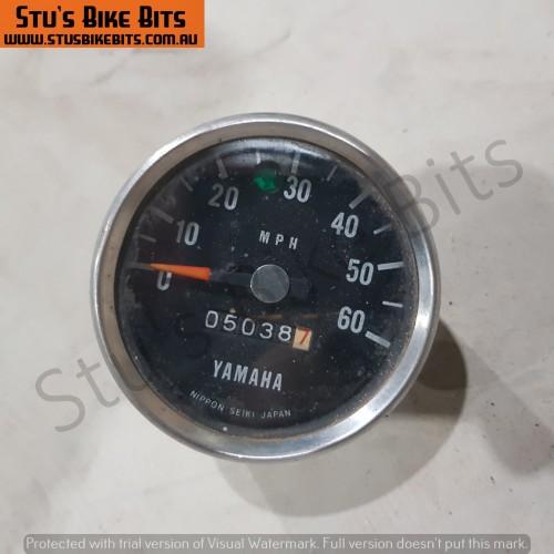 GT80 - Speedometer
