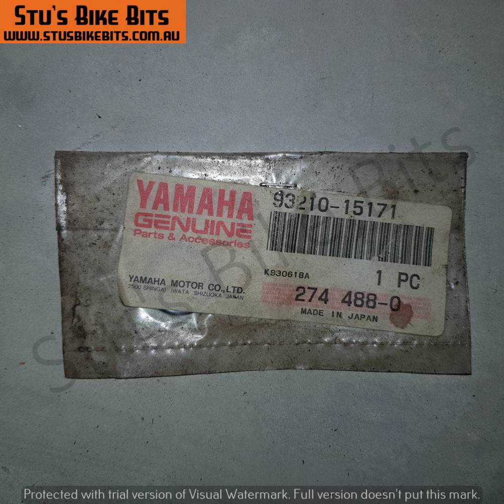 Yamaha O-Ring 93210-15171