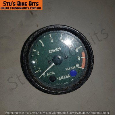 DT/RD? - Tachometer