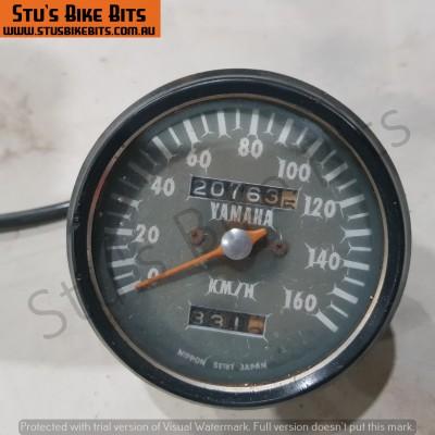 RD/DT - Vintage Speedometer